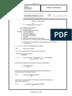 Formulas y Abreviaturas Electricas