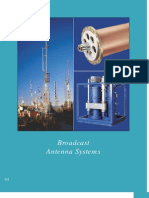 Andrew Broadcast Antenna Systems Catalog
