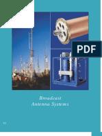 Andrew Broadcast Antenna Systems Catalog