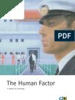 The Human Factor - P&I Club