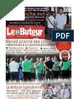 LE BUTEUR PDF du 09//10/2012
