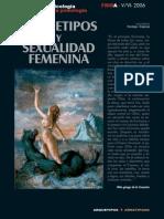 Arquetipos y Sexualidad Femenina