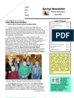 April 2010 Kansas Native Plant Society Newsletter