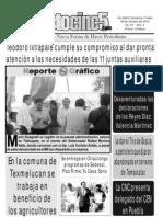 Informativo Proyecto 5 de fecha lunes 08 de octubre del 2012