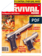 American Survival Guide June 1989 Volume 11 Number 6