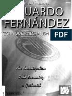 Fernandez Eduardo Technique,Mechanism,Learning