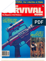American Survival Guide July 1989 Volume 11 Number 7