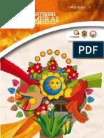 Programa festival Quimera 2012 Metepec