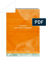 Ciencias i Biologc3ada Secuencias Didc3a1cticas