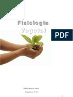Sebenta Fisiologia Vegetal- Parte 1