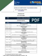 Program Ac i on Comte l 2012
