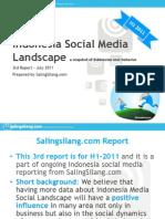 Salingsilang Socmed Id Report h1 2011 110805050630 Phpapp01