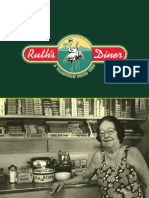 Ruths Diner Menu
