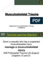 musculoskeletaltrauma-111230032116-phpapp01
