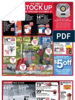 Seright's Ace Hardware It's Time to Stock Up Sale