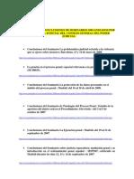 Conclusiones Grupo CGPJ