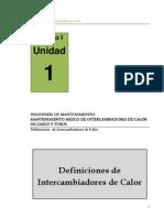 Unidad 1 Definiciones ICCT