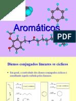 Determinação de aromaticidade