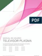 Manual Tv Lg 42pt350