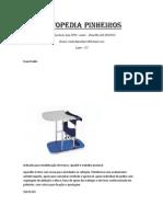 Stand Table Pinheiro