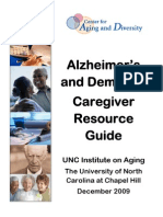 Alzheimer s Dementia Caregiver Resource Guide