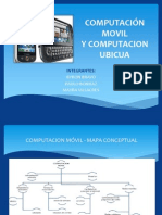 Computacion Movil y Ubicua