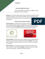 Reglas y Normas Andres Maceda