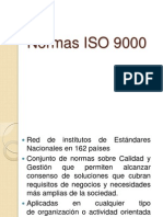 Normas Iso 9000completo