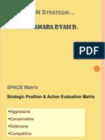 Matriks Space Philip Morris