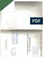 C.hernandez y Otros - Problemas de Optica Geométrica (Libro de Problem As)
