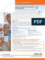 ING IUL Global Plus, Planning Strategy for Grandparents