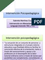 Intervención Psicopedagógica (1)