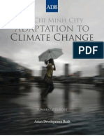 Adaptation to Climate Change Ho Chi Minh Vietnam