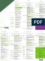 UBCM 2012 Convention Pocket Program