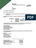 Attorney Invoices - Case Con