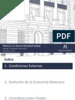 México y la nueva Realidad Global