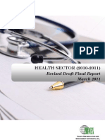 ADB Health CoP Draft Final Report 2010-2011