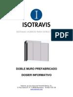 Dosier Informativo Doble Muro Cast