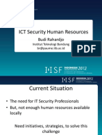 IT Security HR BR Update