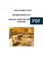 Mexican Furniture Industry