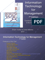 Information Technology for Management 7th Edition