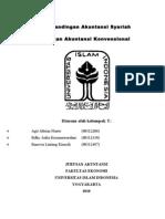 Perbandingan Akuntansi Syariah Dan Akuntansi Konvensional