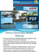 Welcome to Bangka Belitung Island