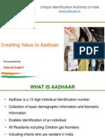 Aadhar - Rakesh GMCS