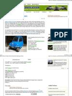 Mobil Terkecil Di Dunia _ Berita Otomotif Dan Teknologi Terbaru