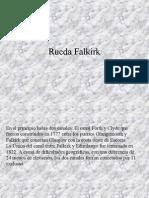 La Rueda Falkirk - Glasgow -Escocia