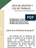 Expo Dinamica de Grupos y Equipos de Trabajo
