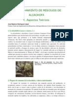 Aprovechamiento de Residuos de Alcachofa-Aspectos Teoricos
