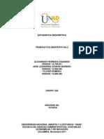 Trabajo Colaborativo 2 Estadistica Descriptiva 2011