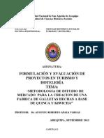 Metodologia de Estudio de Mercado Del Proyecto Individual